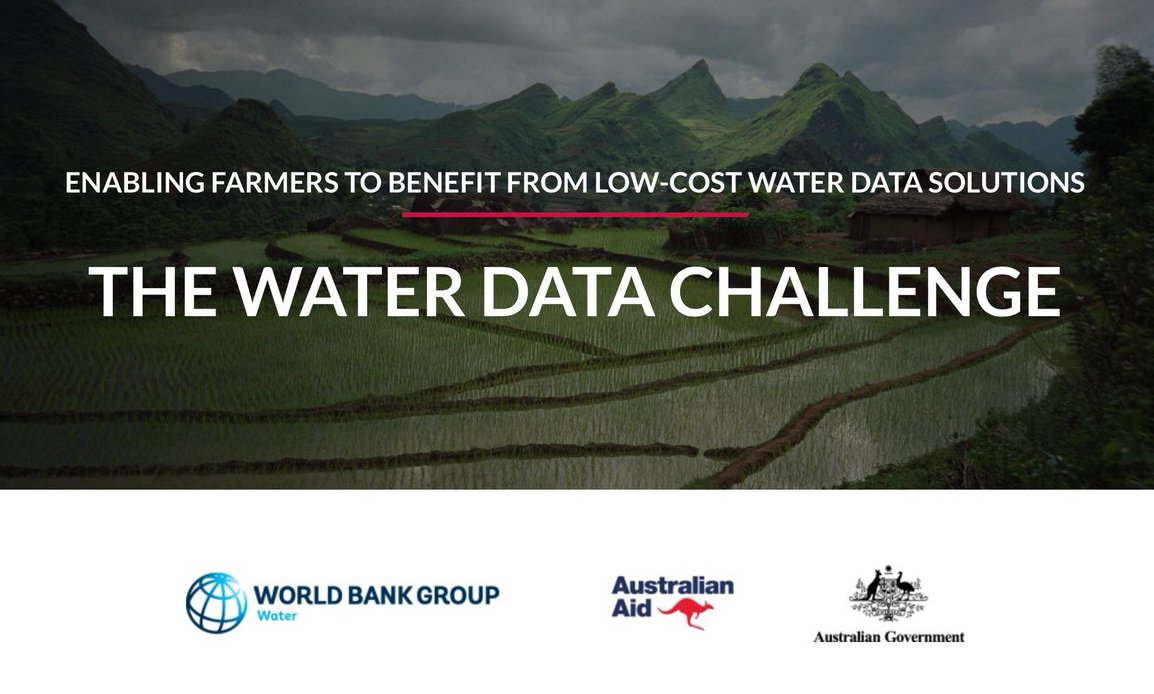 Global Innovation Fund – Water Data Challenge
