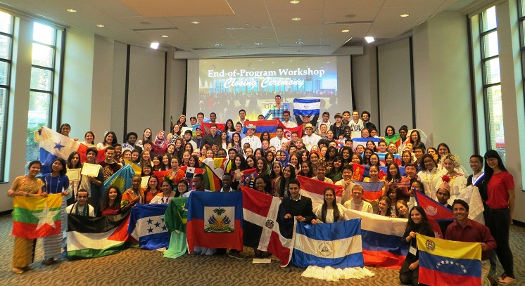 Apply: Global Undergraduate Exchange Program in the United States 2018-2019 (Fully-funded)