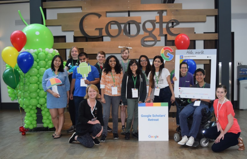 Google Europe Students with Disabilities Scholarship 2021 | Opportunity Desk