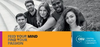 Open Society Graduate Scholarships at Central European University 2018