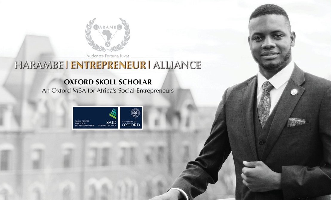 HEAlliance Oxford Skoll Scholar Program 2018 (For Africans to Study at the Saïd Business School)