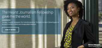 Hearst Journalism Fellowship Program 2018 in the United States