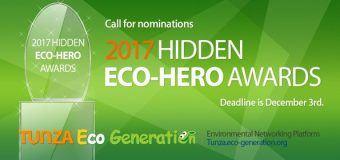 Call for Nominations: Hidden Eco-Hero Awards 2017