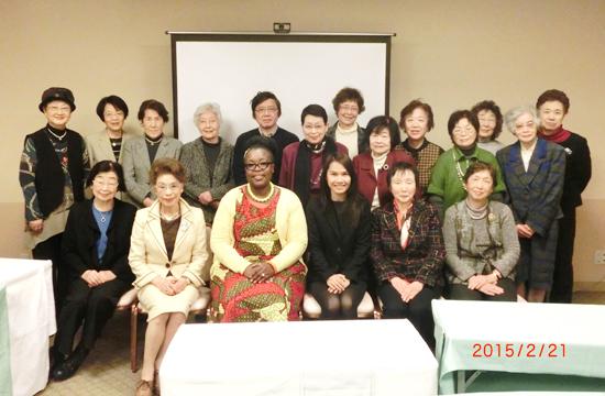 JAUW International Fellowship Program 2018 (Grant for Research in Japan)