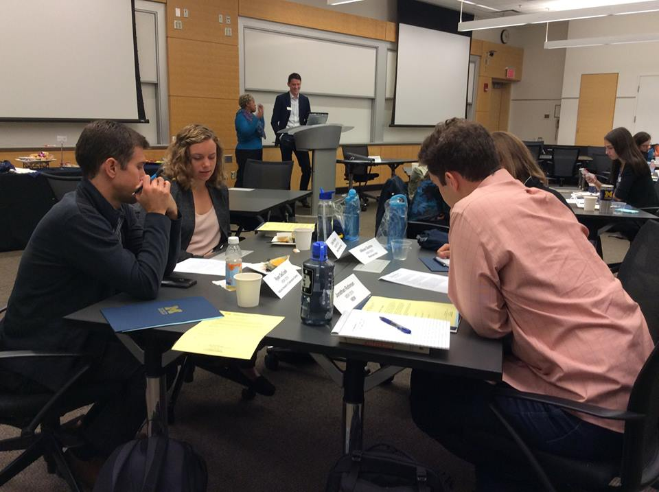 MENA-Michigan Initiative for Global Action Through Entrepreneurship (M²GATE) Program 2018