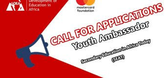 Mastercard Foundation SEAT Youth Ambassador Program 2018-2019 (Stipend Available)