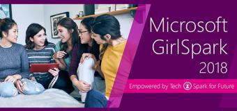 Microsoft GirlSpark Program 2018 for Female Future Leaders