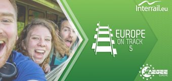 Travel Around Europe as an Ambassador for the Europe on Track Project 2018