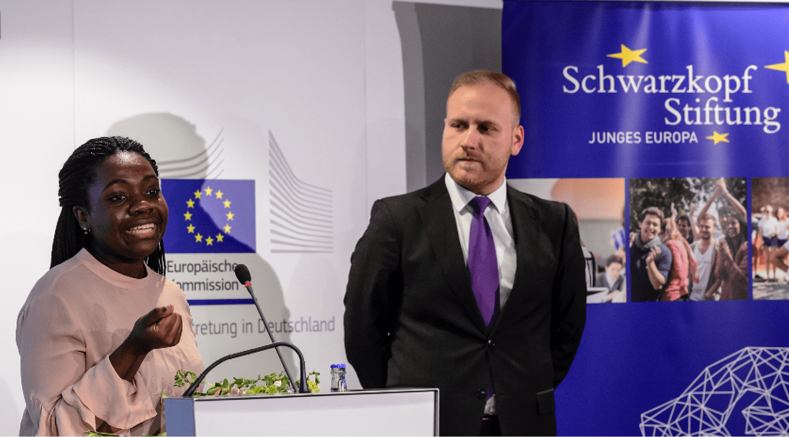 Schwarzkopf Foundation's Young European of the Year 2020 Award (up to €5,000)