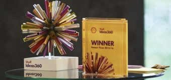 Win a Trip to London in the Shell Ideas360 Competition 2017/18
