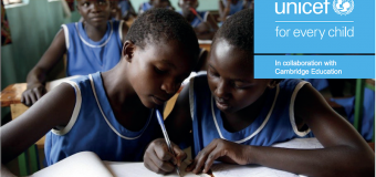 Call for Submissions: UNICEF Learning Think Piece Series