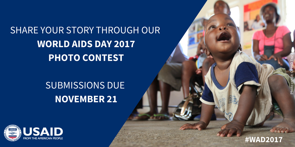 USAID World AIDS Day Photo Contest 2017