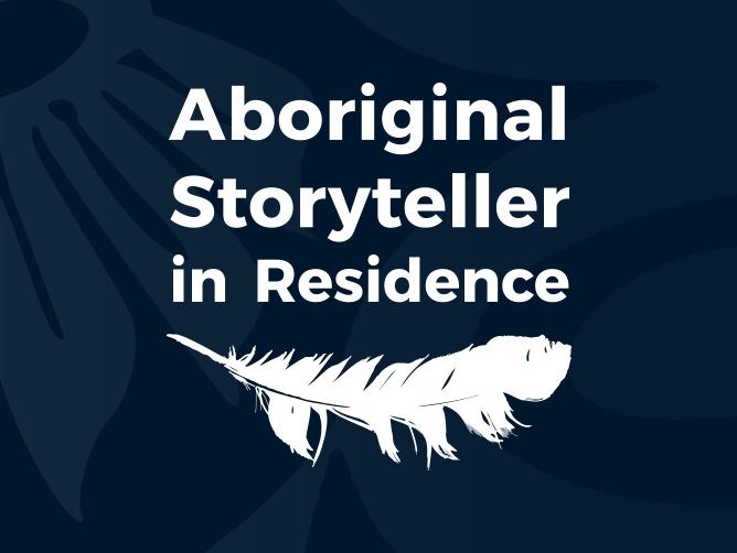 VPL Aboriginal Storyteller in Residence Program 2018   Opportunity Desk
