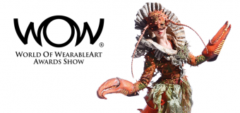 World of WearableArt (WOW) Designer Competition 2018 (Over $170,000 in prize money)