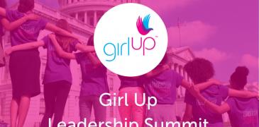 2018 Girl Up Leadership Summit in Washington D.C. (Scholarships Available)
