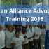 African Alliance Advocate Regional Training 2018 in Nairobi, Kenya (Fully-funded)