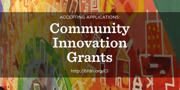 The Bush Foundation Community Innovation Grants (Up to $200,000 Grants Available)