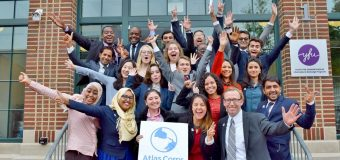 Atlas Corps Fellowship 2020 for Social Change Leaders (Fully-funded to the US)