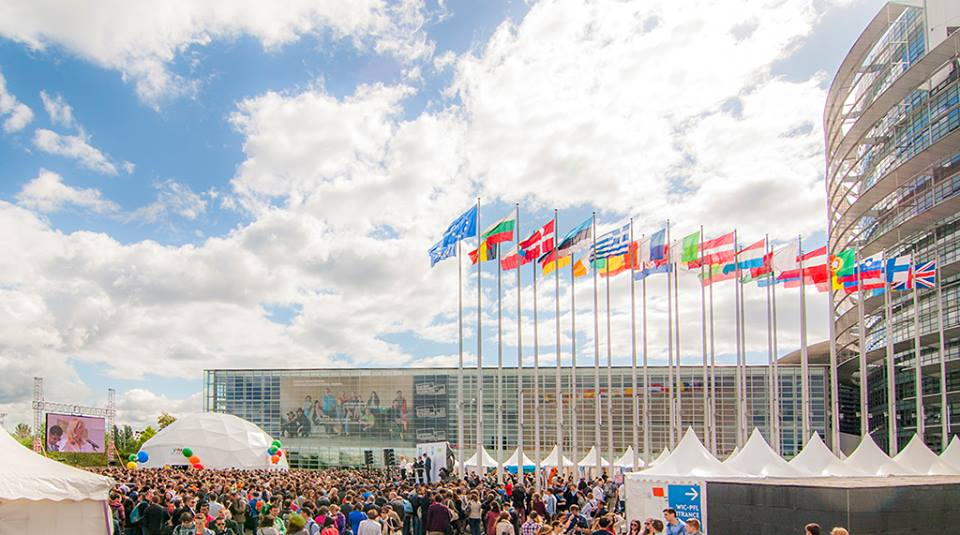 Call for Chief Editors for European Youth Event 2018 Report (Paid Position + trip to Brussels and Strasbourg)
