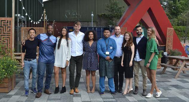 Collective Global Accelerator 2018 for Social Entrepreneurs – London, UK (Fully-funded)