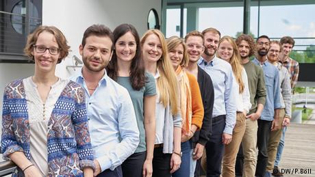 Deutsche Welle Akademie Journalism Traineeship 2018