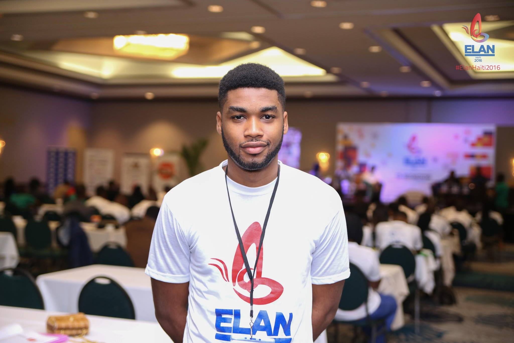 ELAN Haiti International Youth Symposium 2018 in Jacmel, Haiti