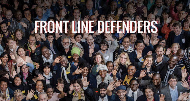Front Line Defenders Research and Training Fellowship 2018 – Dublin, Ireland (Funded)