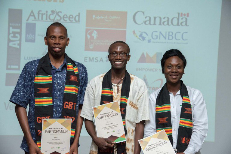 2018 MBC Africa Growing Business Together Program in Accra, Ghana
