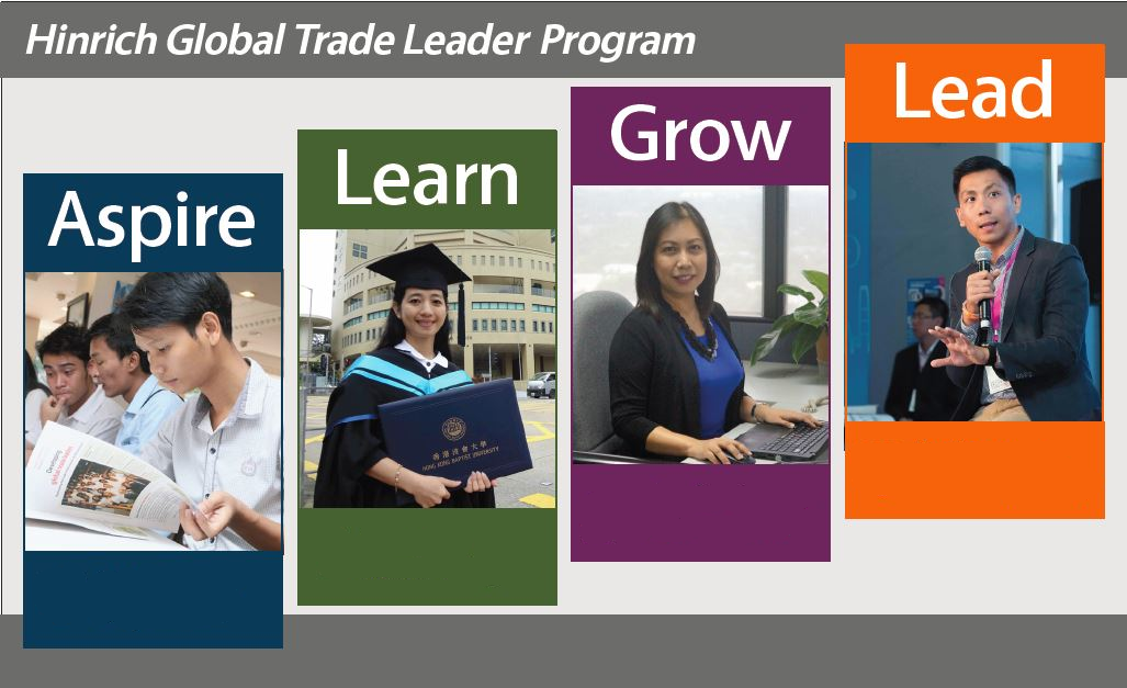Hinrich Global Trade Leader Development Program 2018 (Fully-funded to Study in Hong Kong)