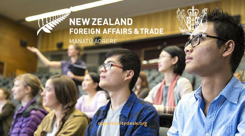 New Zealand Commonwealth Scholarships to Study in New Zealand 2018