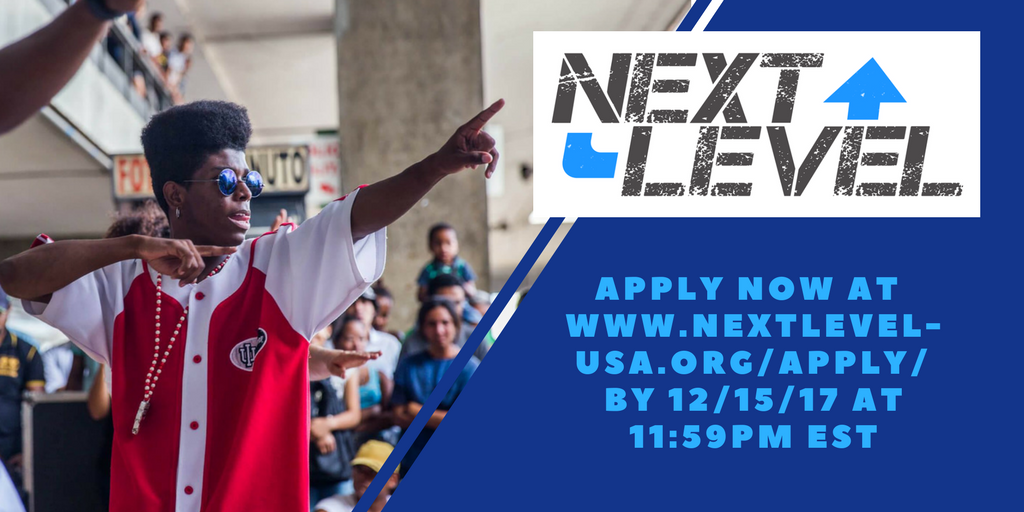 U.S. Department of State: Next Level Artist-Educator Exchange Program 2018-2019