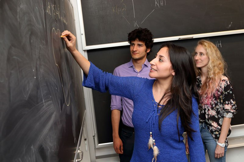 The Ramanujan Prize for Young Mathematicians from Developing Countries 2018