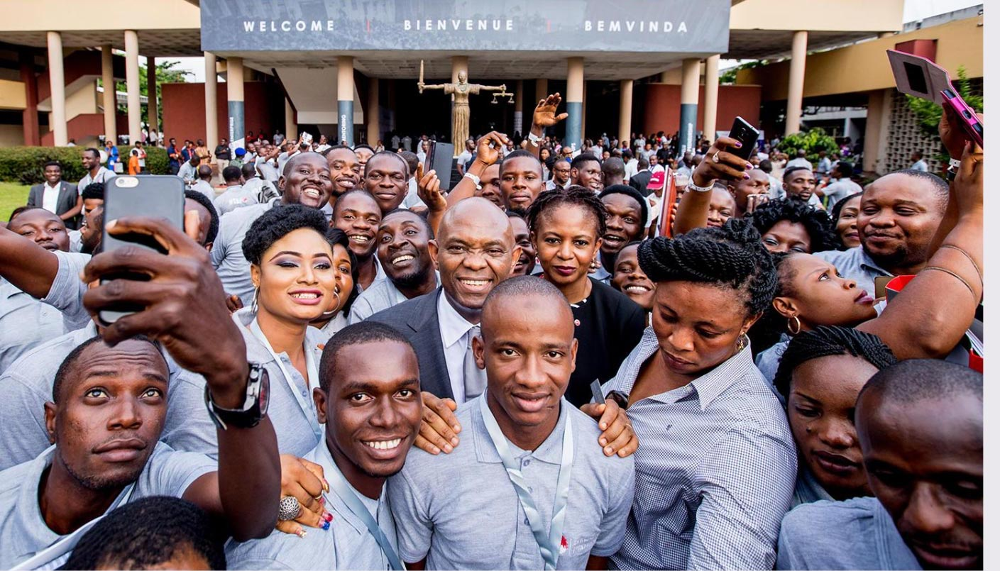Tony Elumelu Foundation (TEF) Entrepreneurship Forum Travel Fellowship 2018 for African Journalists (Fully-funded)