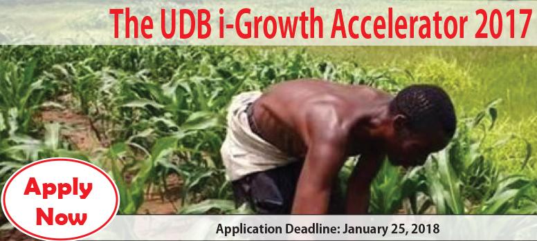 UDB i-Growth Acceleration Program 2017