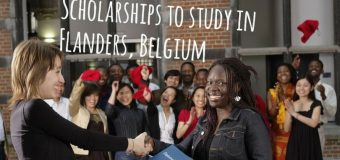 VLIR-UOS Scholarships for Masters Degrees and Training Programmes in Flanders, Belgium 2018