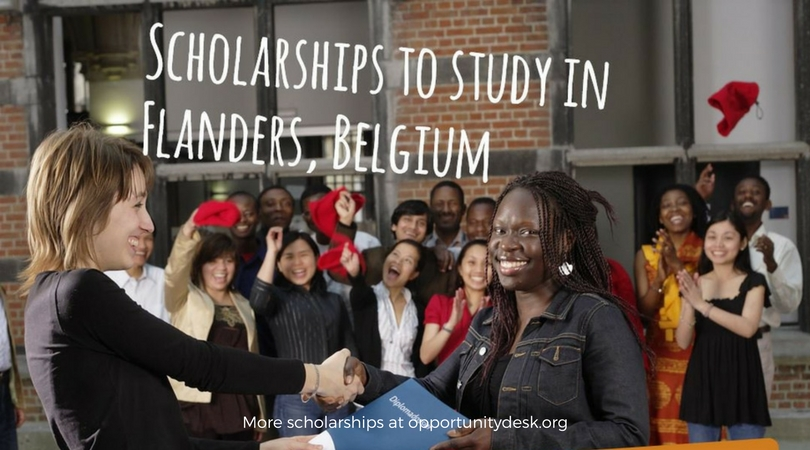 """VLIR-UOS Scholarships for International Training Programme on """"Sustainable Development and Global Justice"""" 2020 (Fully-funded to Flanders)"""