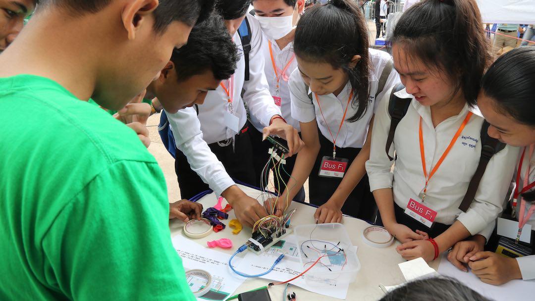 YSEALI STEM Education Regional Workshop in Cambodia 2018 (Fully-funded)