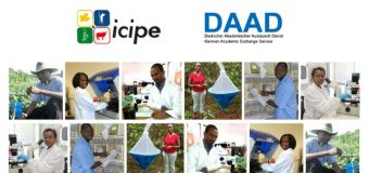 2018 ARPPIS-DAAD PhD Scholarships to Study at ICIPE in Kenya