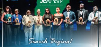 Nominations Open for JCI Ten Outstanding Young Persons in Nigeria for 2018