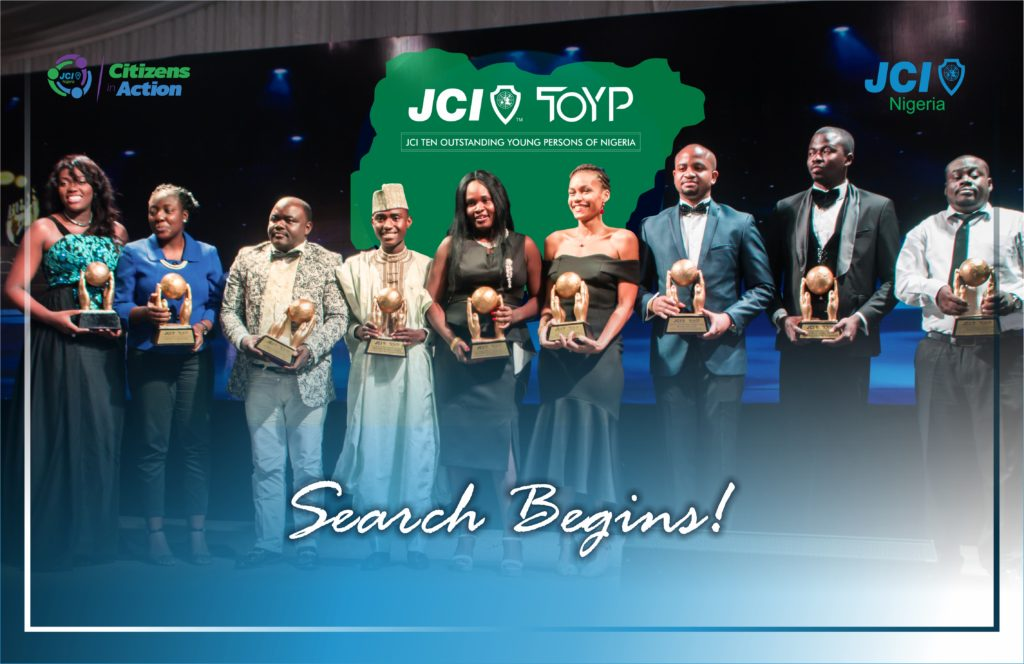 f33659bc0a Nominations Open for JCI Ten Outstanding Young Persons in Nigeria for 2018