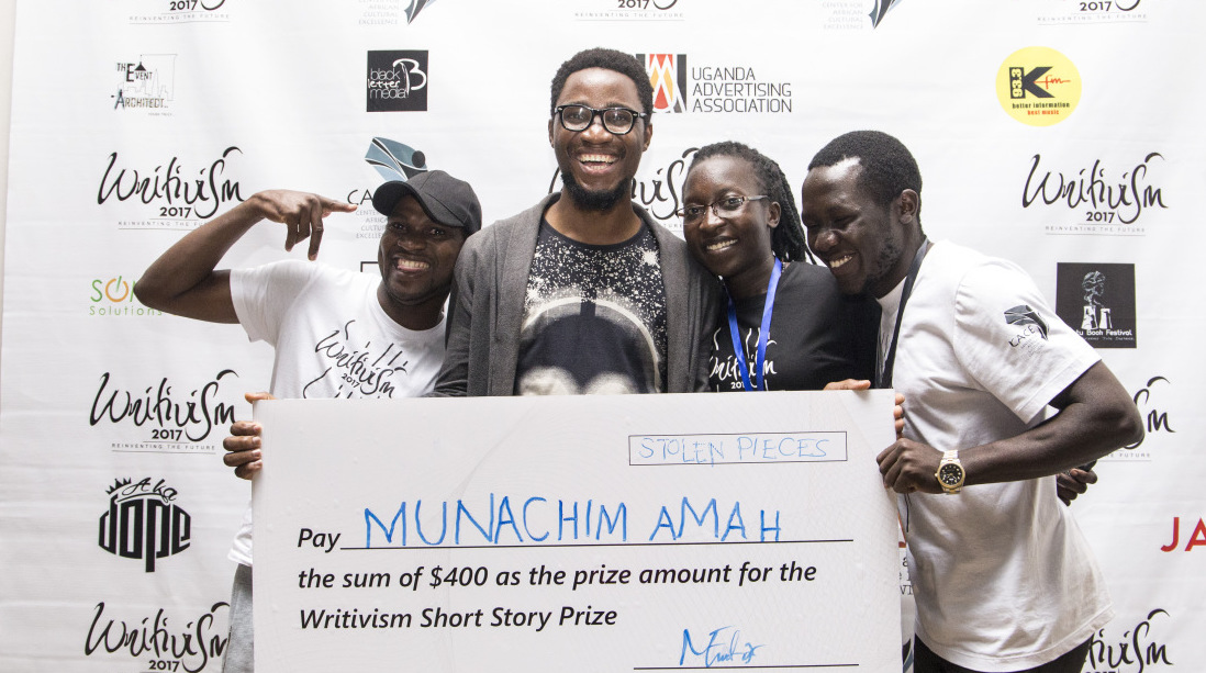 2018 Writivism Prizes for Unpublished Writers in Africa