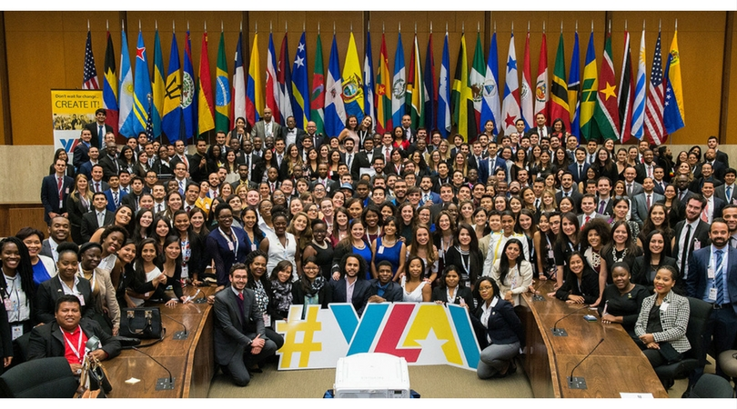 Young Leaders of the Americas Initiative (YLAI) Professional Fellows Program 2018 (Fully-funded to the United States)