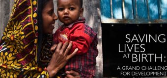 8th Call for Innovative Solutions! Saving Lives at Birth: A Grand Challenge for Development