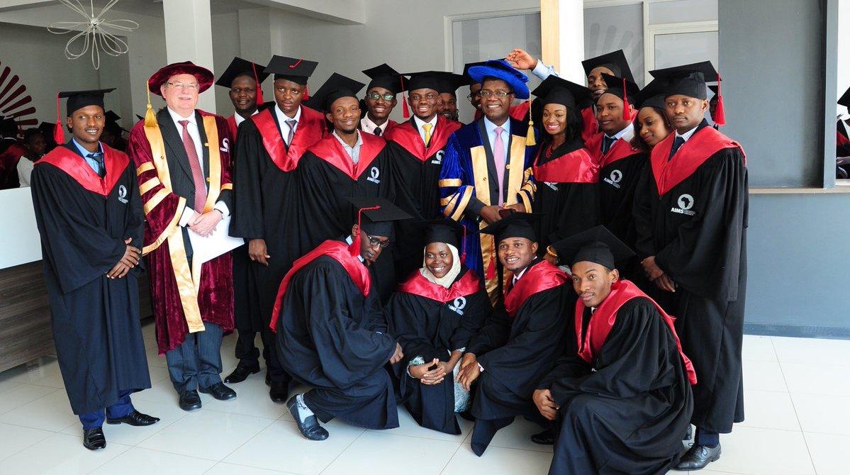 AIMS Master's Degree Program 2018 (Full Scholarship for African Students)