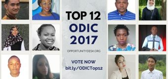 Announcing the Top 12 Finalists for OD Impact Challenge 2017