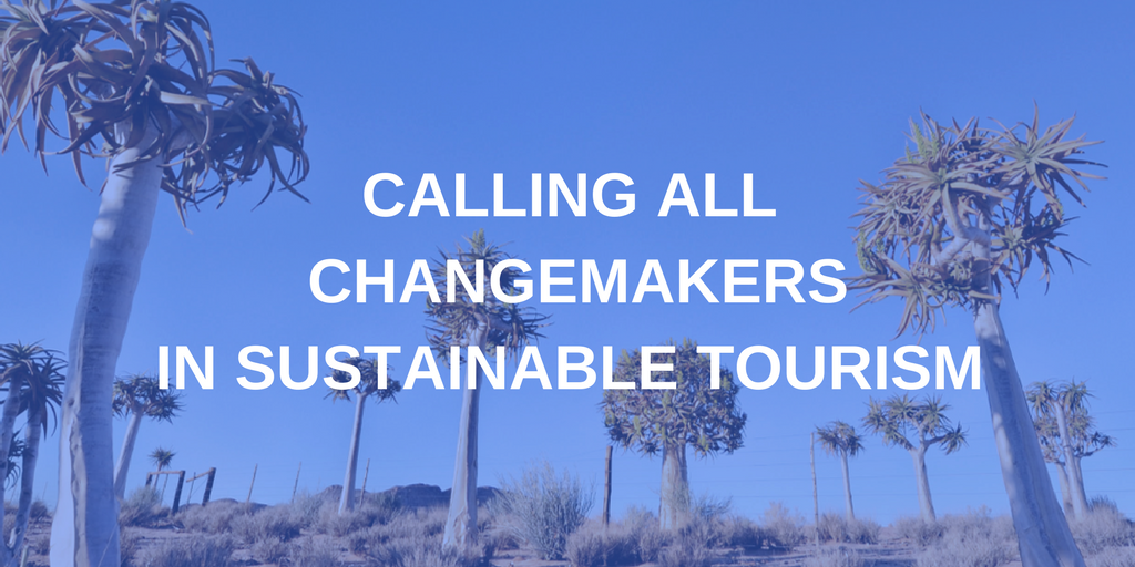 Booking Cares Fund for Changemakers in Sustainable Tourism 2018 (€100-250k in grants)