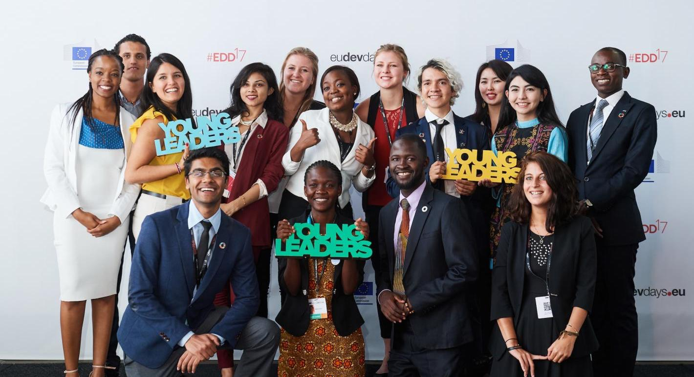 European Development Days (EDD) Young Leaders Programme 2019 (Fully-funded to Brussels)