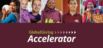 GlobalGiving Accelerator Program for March 2018