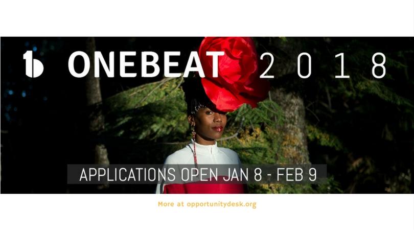 OneBeat International Music Exchange Program 2018 – United States (fully-funded)