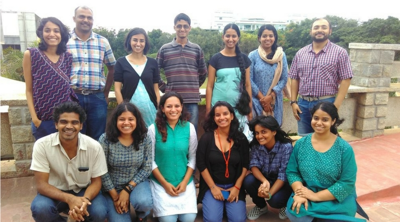 Ravi Sankaran Fellowship Program for Young Conservationists 2018